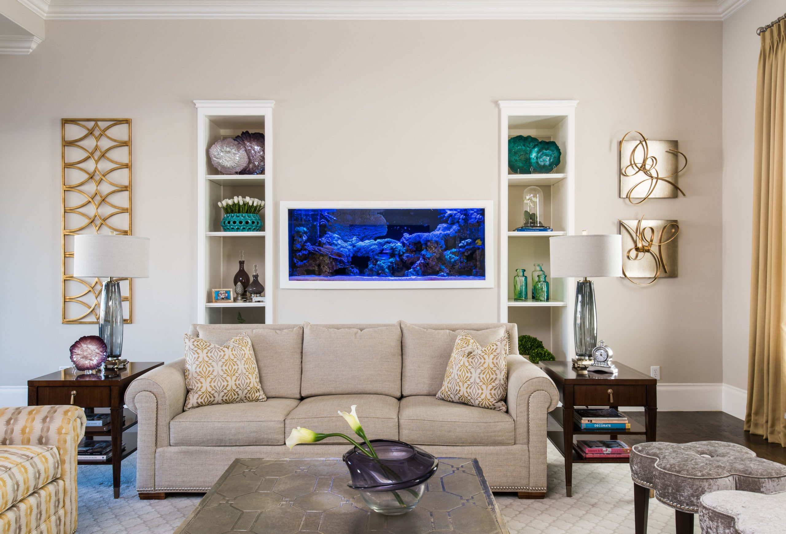 Natural Hues & Blues 4 - Dallas Interior Designer serving Plano, Frisco, Dallas, Allen for Decorating Den Interiors D'KOR HOME by Dee Frazier Interiors