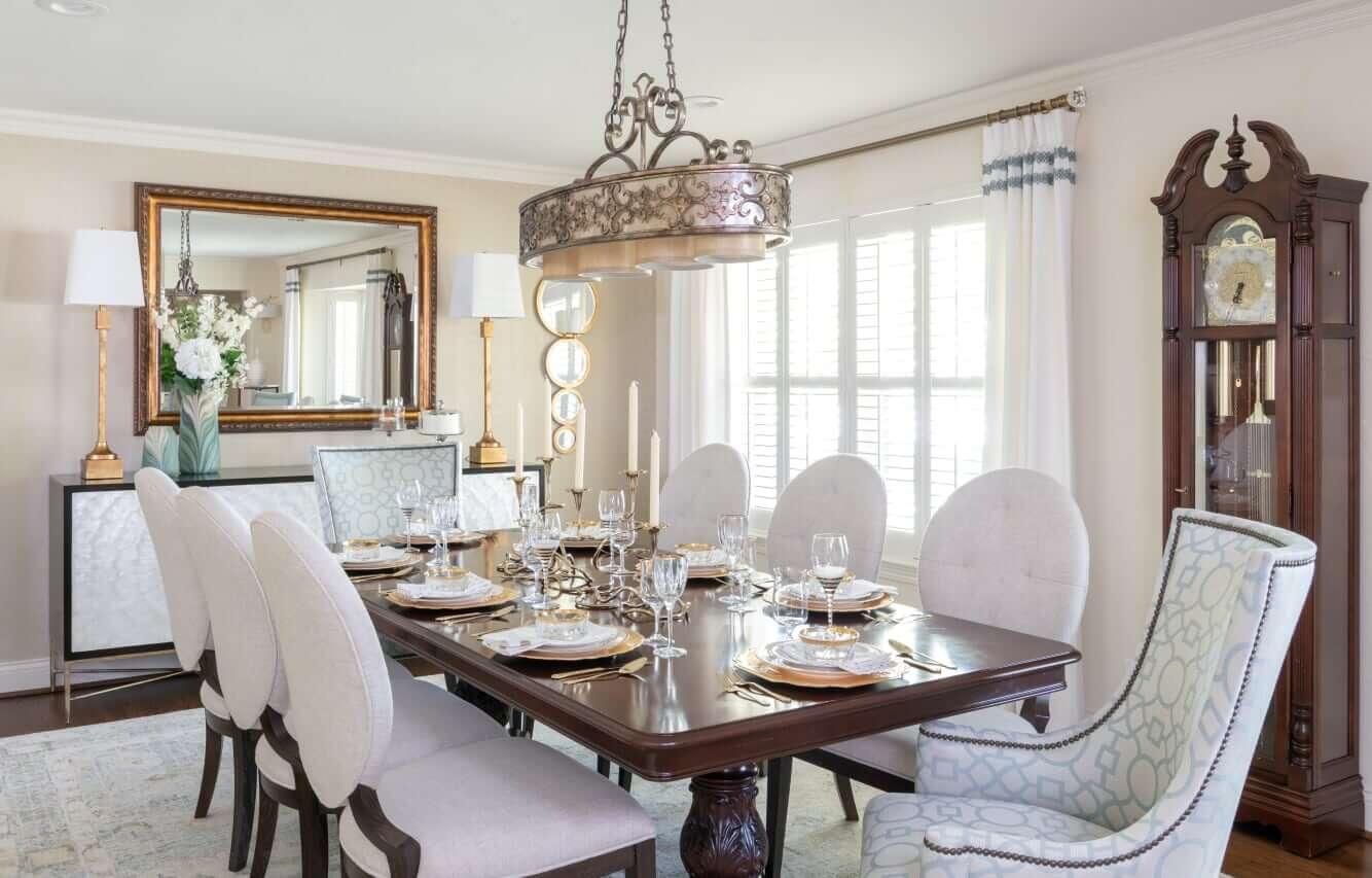 Modern, Dining Room Design Idea