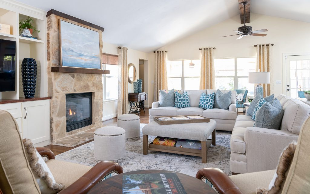 Transition To Retirement 1 - Dallas Interior Designer serving Plano, Frisco, Dallas, Allen for Decorating Den Interiors D'KOR HOME by Dee Frazier Interiors