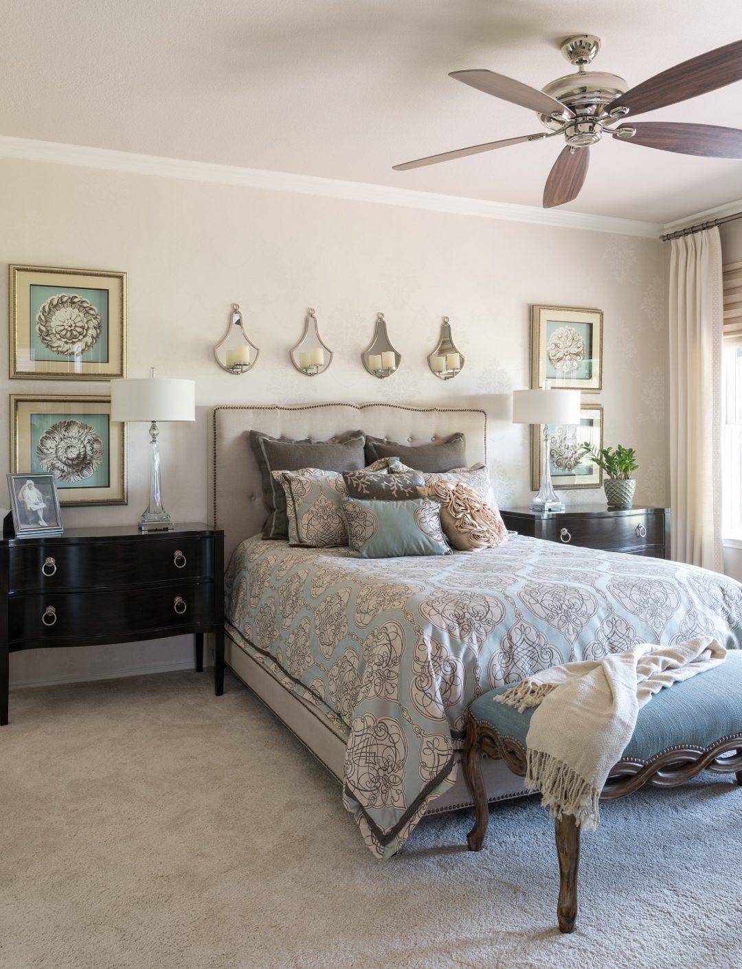 Master Bedroom- Frisco, TX