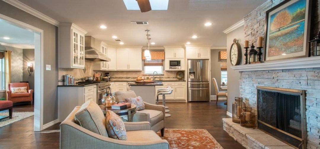 Kitchen/Living – Richardson, TX