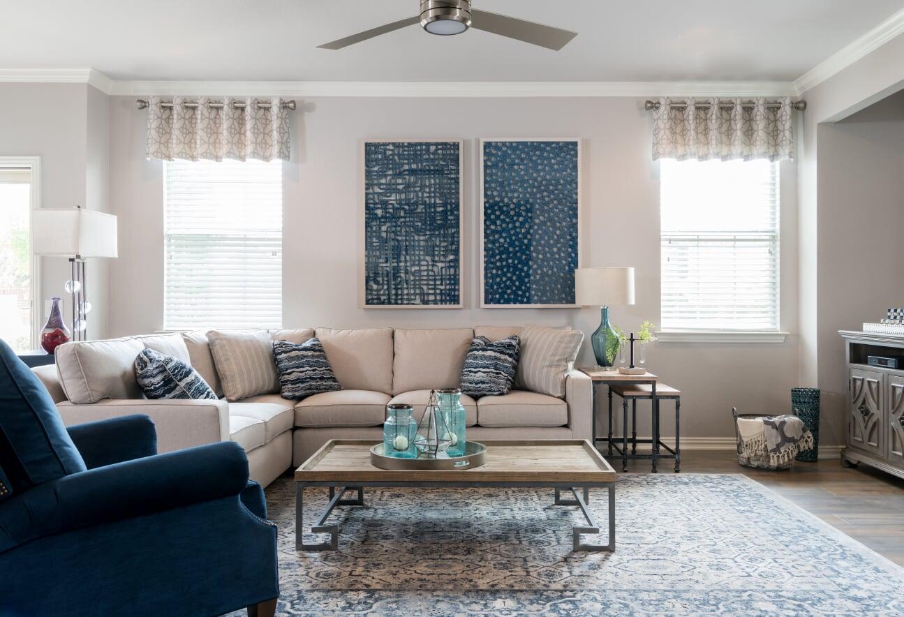 Home Tours 41 - Dallas Interior Designer serving Plano, Frisco, Dallas, Allen for Decorating Den Interiors D'KOR HOME by Dee Frazier Interiors