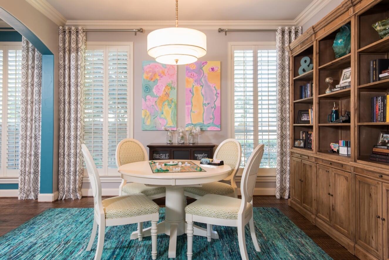 Home Tours 59 - Dallas Interior Designer serving Plano, Frisco, Dallas, Allen for Decorating Den Interiors D'KOR HOME by Dee Frazier Interiors