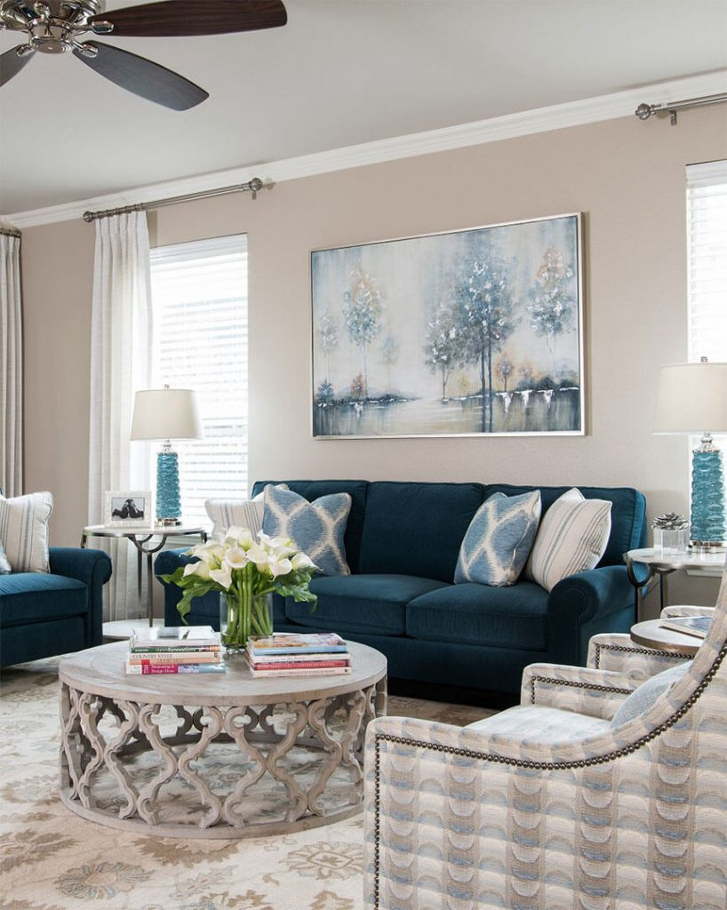 7 Awesome Family Room Ideas That Every Homeowner Should Consider, Especially During Coronavirus Quarantine 3 - Dallas Interior Designer serving Plano, Frisco, Dallas, Allen for Decorating Den Interiors D'KOR HOME by Dee Frazier Interiors
