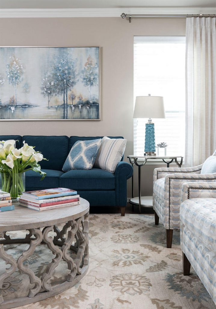 7 Awesome Family Room Ideas That Every Homeowner Should Consider, Especially During Coronavirus Quarantine 2 - Dallas Interior Designer serving Plano, Frisco, Dallas, Allen for Decorating Den Interiors D'KOR HOME by Dee Frazier Interiors