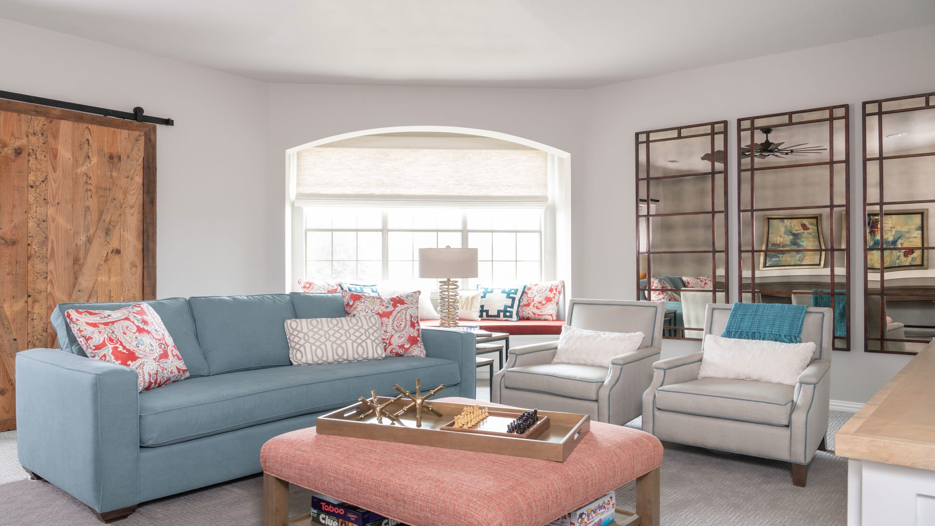 Playing Games | Game Room Ideas From Dallas TX Interior Designer 1 - Dallas Interior Designer serving Plano, Frisco, Dallas, Allen for Decorating Den Interiors D'KOR HOME by Dee Frazier Interiors