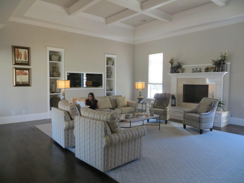 How To Incorporate a 150-Gallon Saltwater Aquarium & Save Your Marriage | Couples Design Therapy 2 - Dallas Interior Designer serving Plano, Frisco, Dallas, Allen for Decorating Den Interiors D'KOR HOME by Dee Frazier Interiors