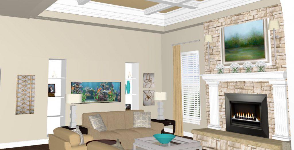 Aquarium Room Design Ideas