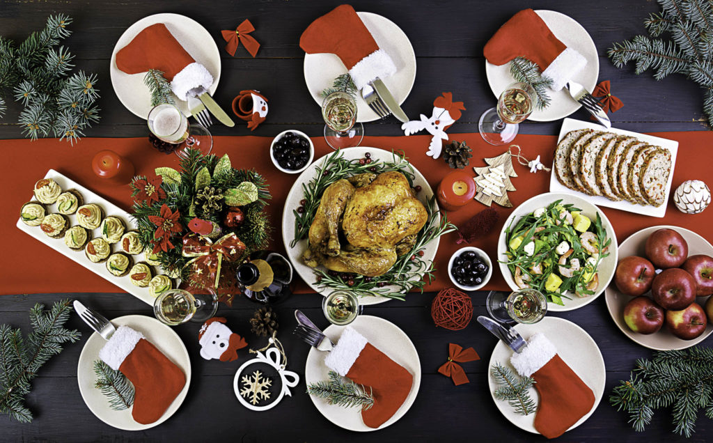 6 Fabulous DIY Christmas Centerpiece Ideas For Your Holiday Dining Table 1 - Dallas Interior Designer serving Plano, Frisco, Dallas, Allen for Decorating Den Interiors D'KOR HOME by Dee Frazier Interiors